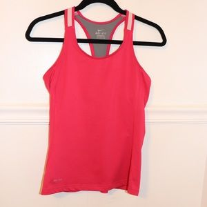 Nike dri Fit tank top size S